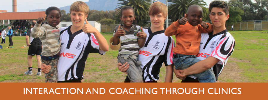 Interaction and coaching through clinics